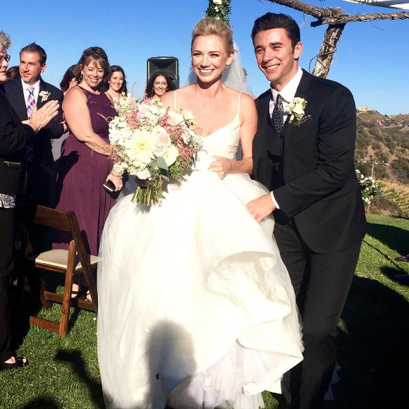 Actor Billy Flynn Married A Fellow Actress And Both Have Set Pretty Sweet 'Relationship Goals'