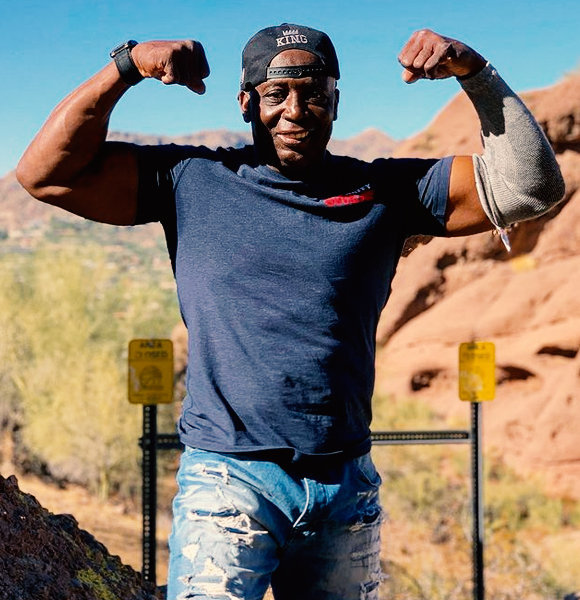 Inside Billy Blanks's Decade Long Relationship