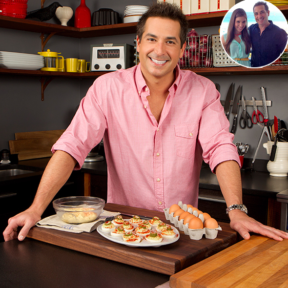 Television Personality Bobby Deen's Blissful Married Life With His Girlfriend Turned Wife