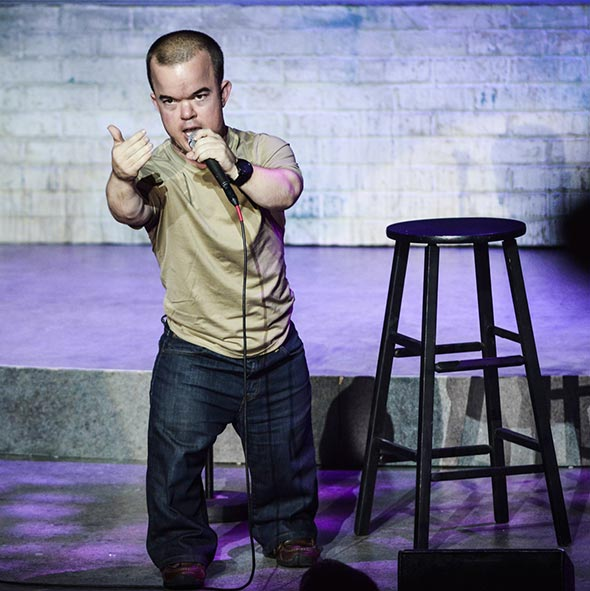 Stand-Up Comedian Brad Williams: Movies and TV Shows Actor, No Girlfriend? Net Worth?
