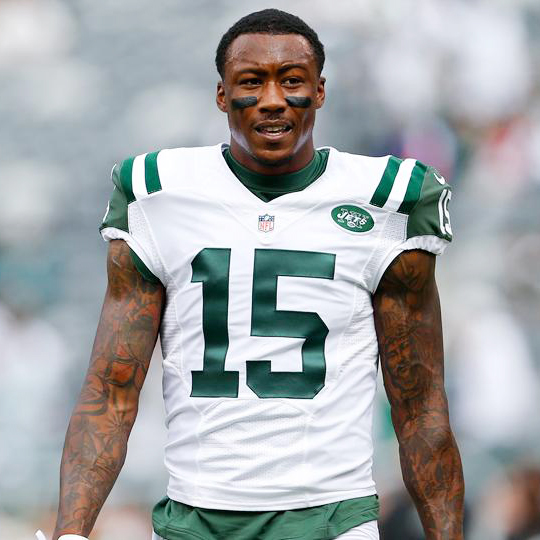 It's a Deal! Footballer Brandon Marshall Signs Two-Year Contract with The Giants