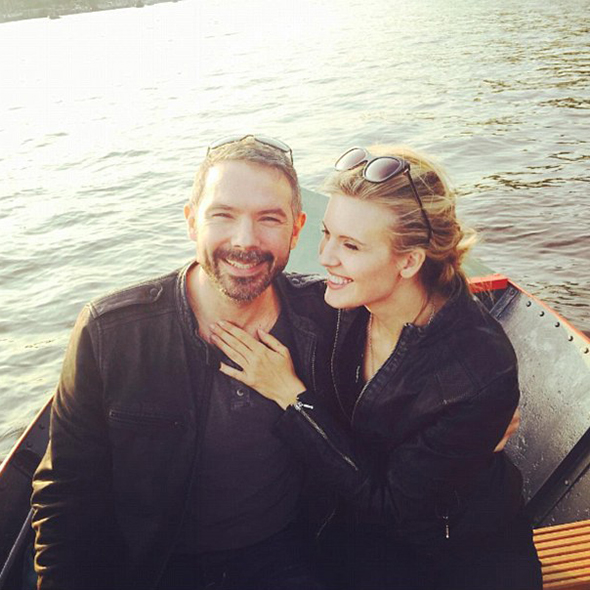 Love Wins Again! Lost's Actress Maggie Grace is Now Engaged to her Boyfriend Brent Bushnell