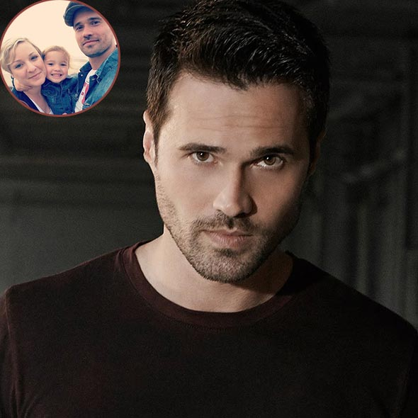Brett Dalton: Is He Really Married to Longtime Partner? Enjoying Holiday With Wife and Daughter