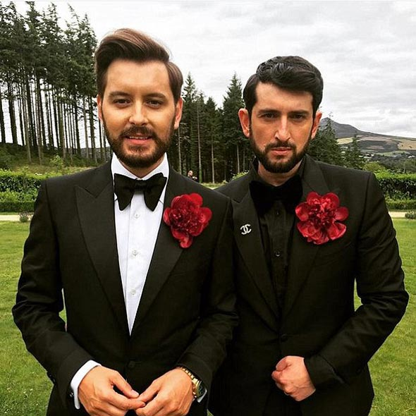 Brian Dowling's Gay Married Life With Partner, Arthur Gourounlian
