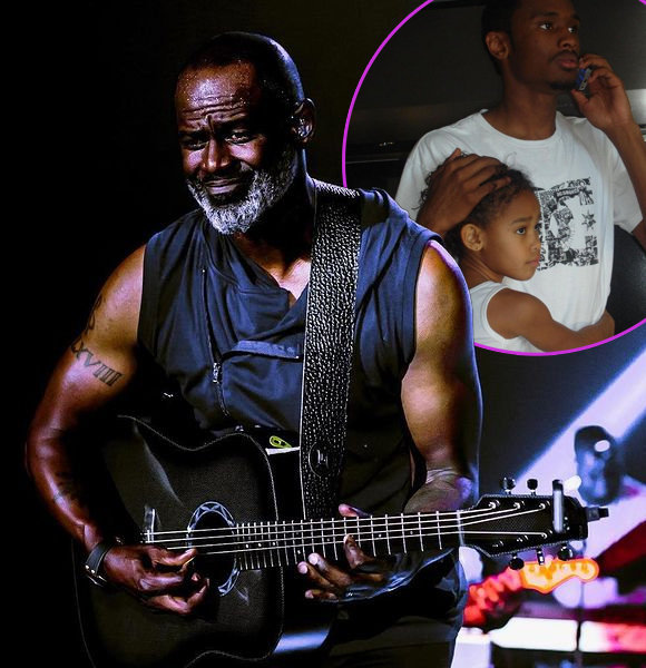 Brian Mcknight's Daughter Touches Upon Rift Between Her Father