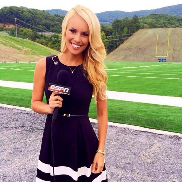 ESPN's Britt McHenry Dating Halt: Reunion With Boyfriend in 2012. Married to DC but Husband in Real Life?