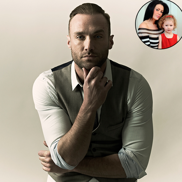 Calum Best Who At The Moment Has A Girlfriend Once Called The Mother Of His Daughter A Parasite