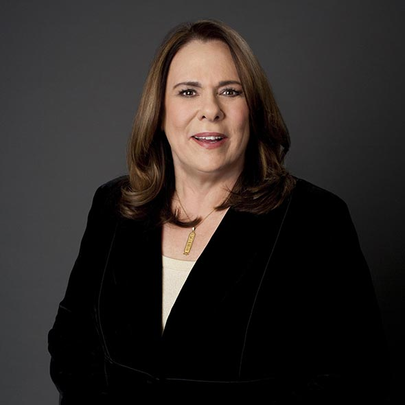Former CNN Candy Crowley's Success Story: Divorcee With 2