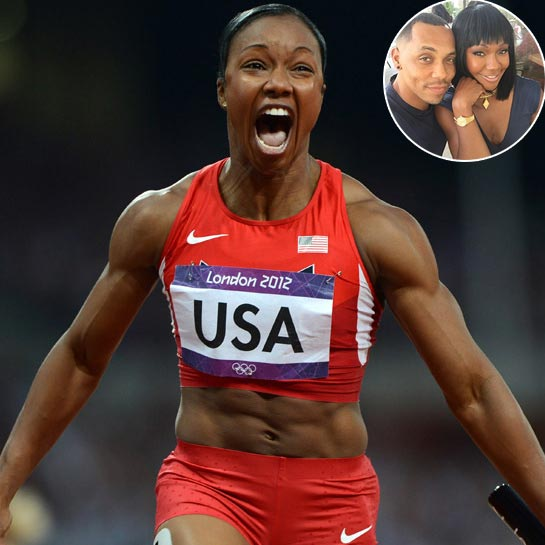 Wondering Who Is Carmelita Jeter S Married Husband And