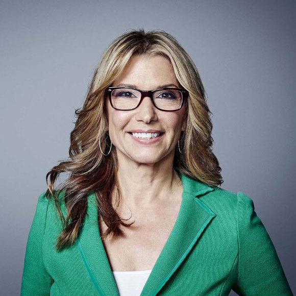 """""""Prince"""" Allowed CNN's Carol Costello to Embrace her Sexuality! Married to Academic Administrator Husband"""