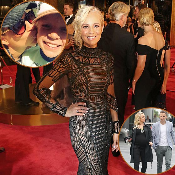 bickmore dating Carrie bickmore shocked her co-hosts when she announced live on the project on wednesday night that she was pregnant with her who she has been dating since 2012.