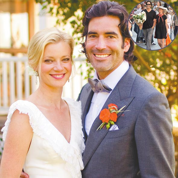 Carter Oosterhouse's Beautiful Wedding With Wife Amy: Romantic Holiday in Italy, Children?