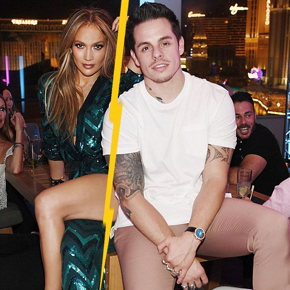 Casper Smart After Accused Of Being A Gay Has Recently Called It Quits With His Singer Girlfriend; A Rumor Turned True?