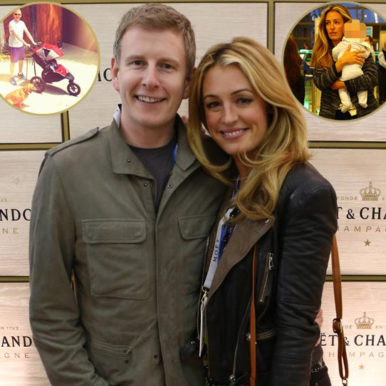 Cat Deeley S Unique Way To Reveal Baby Name Rome Wedding With Comedian Husband