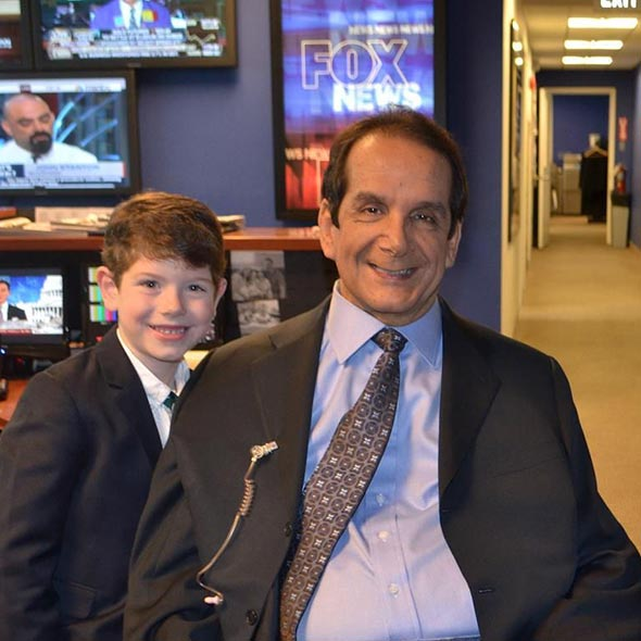 Pulitzer Winner Charles Krauthammer Married his Wife 42 Years Ago: Family Life Plus Children