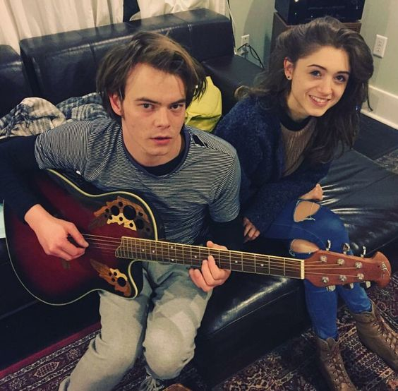 Charlie Heaton And His Possible Assignation With New Girlfriend Rumored To Be Dating Stranger