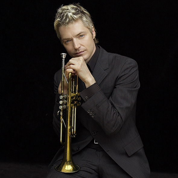Amazing Trumpeter Chris Botti Brings His Trumpet's Vanquishing Stockpile to Orchestra Hall on Minneapolis Tour!