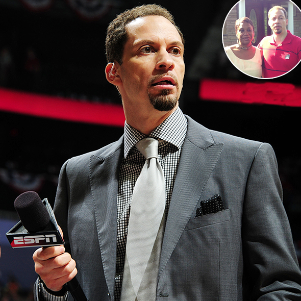 Controversial Chris Broussard Has A Wife Who Is Top Of Her Feild And Often Praises Her