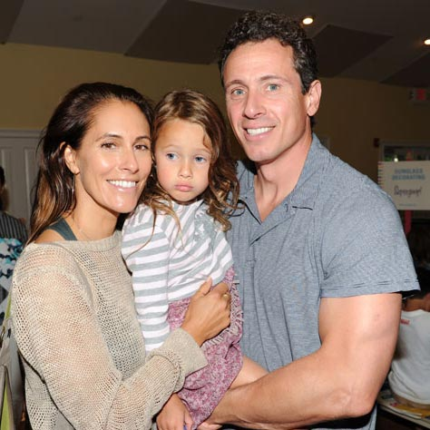 Licensed Attorney turned Journalist: Chris Cuomo with his Journalist Wife, 3 Children. Meet the Family of Five