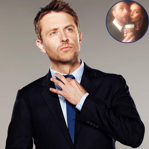 Chris Hardwick got Married! Get to Know How his Long-Time Girlfriend Turned Wife