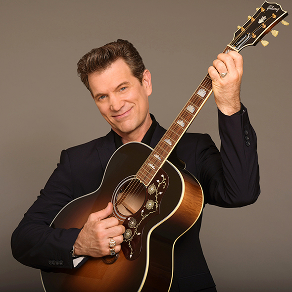 Awesome Musician Chris Isaak: Neither Married Nor Dating Anyone, Takes Music As His Metaphorical Wife?