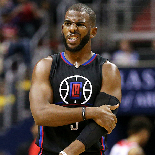 Injury Report! Clipper's Chris Paul On Course to Recover after his Thumb Surgery!
