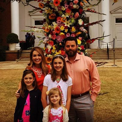CNN's Christi Paul Talks About Love: Married Life of 13 Years and 3 Daughters