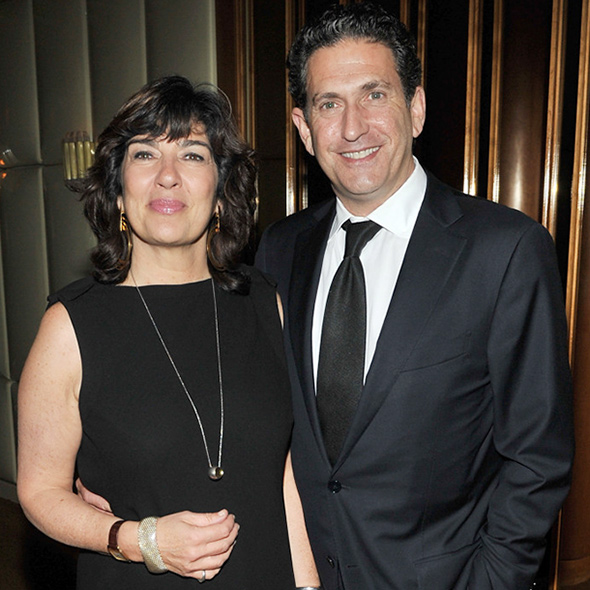 Rich Journalist Christiane Amanpour With a Net Worth of $12.5 Million and Trophy Husband Jamie Rubin