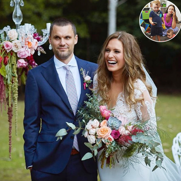 Christie Hayes Finally Married To Her Husband, Why Was Their Wedding Cancelled Before?