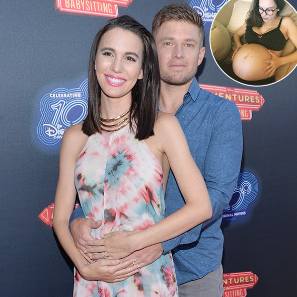 Baby Bliss! Christy Carlson Romano and Brendan Rooney Welcome their Daughter to the Family