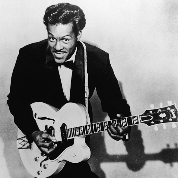 Heartfelt Condolence! Rock and Roll Legend Chuck Berry Dies at the Age of 90