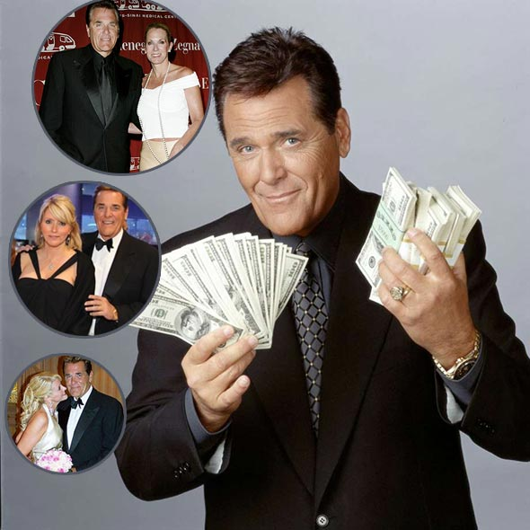 3-Time Divorcee, Chuck Woolery's Splendid Net Worth, Resides at Kentucky With Wife and Children