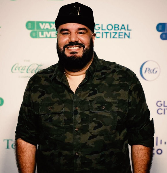 Chuey Martinez's Proposal To His Partner On His Radio Show Is A Must Watch