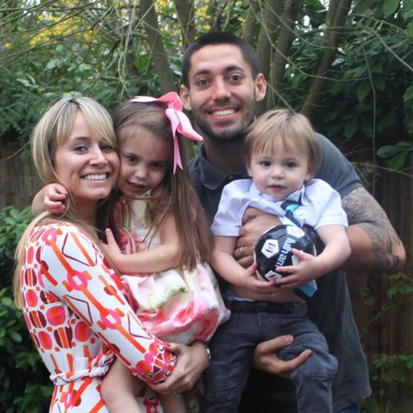 """From """"Dallas Texans"""" to US National Team's Captain: Clint Dempsey: Married life, Wife, and Children. Net Worth?"""