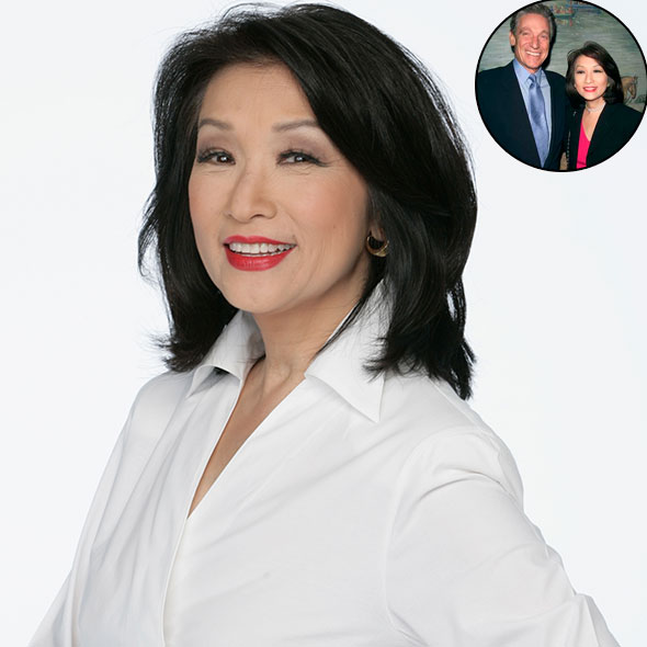 Connie Chung: Happily Married to Her Journalist Husband With Three Children, Who is Her Adopted Son?