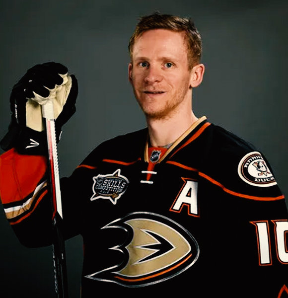 Corey Perry Makes A Decision To Move Away From His Wife And Son For His Career