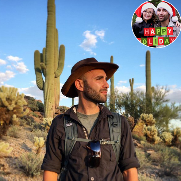 All You Need to Know About Coyote Peterson's Family Life: His Married Life With Wife, Daughter, And Net Worth