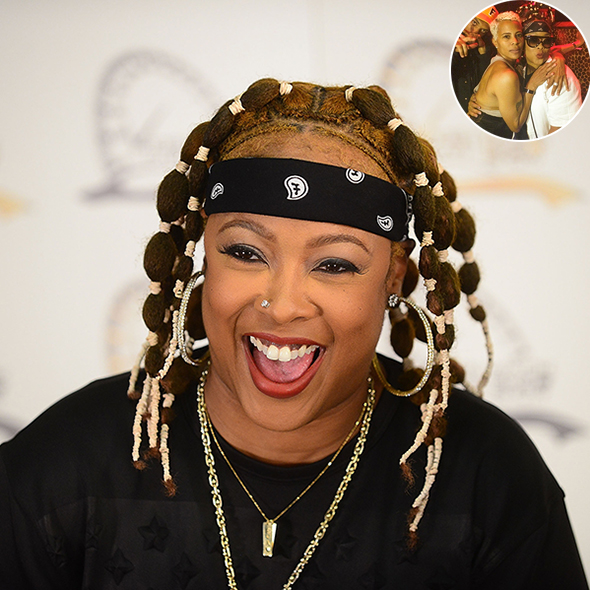 Awesome Rapper Da Brat: Partying With Her Girlfriend in Club, Lesbian or Bisexual? Boyfriend Issues