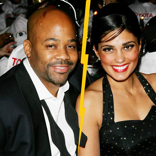 Damon Dash And His tragic Love Life where Affair With