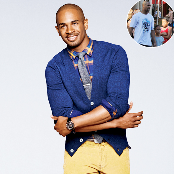 Damon Wayans Jr. Is Not Recorded To Be Married But Has Children; With Girlfriend Or Wife?