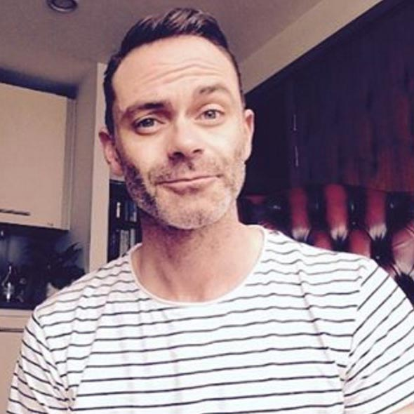 Unmarried Gay Actor Daniel Brocklebank, on Homosexuality: Thought It Was Just a Phase