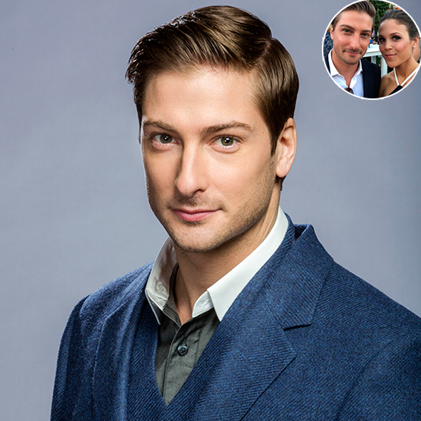 daniel lissing dating now