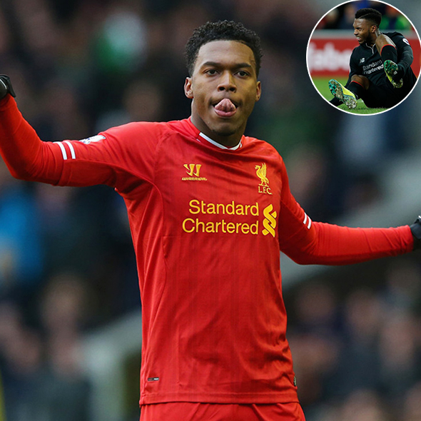With Stats That Don't Get Affected By Injury, Daniel Sturridge Explains Why He Does The Post Goal Dance