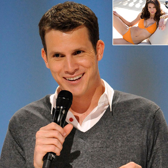 Is Daniel Tosh Still Dating His Model Girlfriend I M Neither Married Nor Gay Says The Comedian