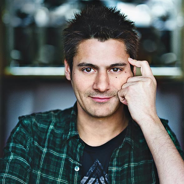 Comedian Danny Bhoy Busy on Tours: Depressed on Not Having Time to Get a Wife and Children?
