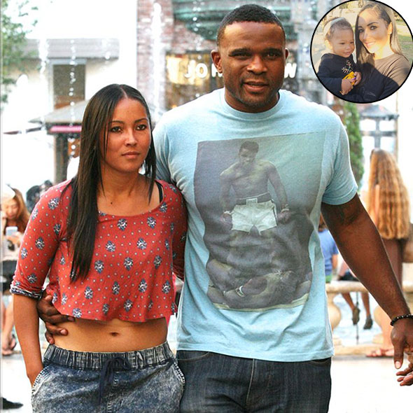 Relationship Falling Apart! Actor Darius Mccrary's Wife Tammy Brawner Files for Divorce to Keep him Away from Daughter