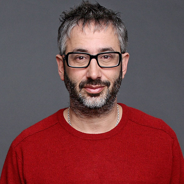 Awesome Comedian David Baddiel: All You Need to Know About His Partner/Wife and Children