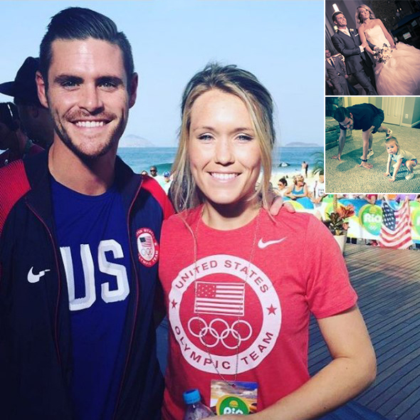 Olympic Athelete David Boudia Recalls Wedding: Wife, His Daughter and Married Life, Gay Rumors