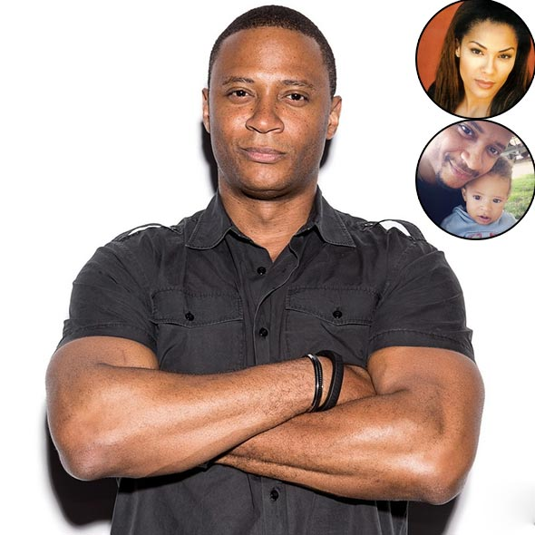 Never Ending Love: Actor David Ramsey Enjoying Blissful Married Life With His Wife And Children!