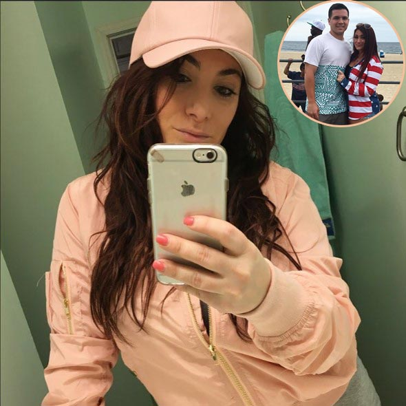 Where is Deena Nicole Cortese Now? Dating With Boyfriend of 5 Years, Engaged?